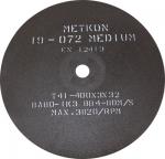 Абразивные отрезные круги TRENO-M, 400 мм