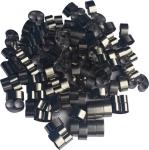 Клипсы из нержавеющей стали, 100 шт