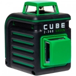 ADA Cube 2-360 Green Ultimate Edition