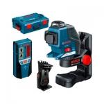 Bosch GLL 3-80 CG + BM 1 (12 V) + L-Boxx