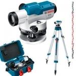 Bosch GOL 26D + BT160 + GR500