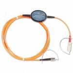 Fluke Networks MRC-625-EFC-SCFC, многомодовый образцовый 2 метровый шнур (SC-FC) для проверки оконцованных разъёмом FC 62,5µm волокон