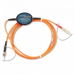 Fluke Networks MRC-625-EFC-SCST, многомодовый образцовый 2 м шнур (SC-ST) для проверки оконцованных разъёмом ST 62,5µm волокон