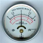Индикатор магнитного поля 3821