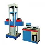 Испытательный пресс ПИ-3000-М для испытания соединений рельсов на изгиб статический