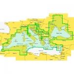 Карта Navionics 43XG
