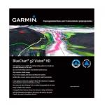 Карты глубин GARMIN Bluechart g2 Vision
