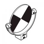 Круглая черно-белая марка 6' Leica 793530