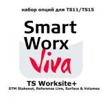 Leica SmartWorx Viva TS Survey плюс