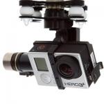 Подвес для камеры ZENMUSE H3-3D