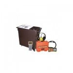 Портативная электротехническая лаборатория для поиска повреждений кабеля Атлет КАИ-1.1001