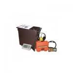 Портативная электротехническая лаборатория для поиска повреждений кабеля Атлет КАИ-1.1002 (ИДМ)