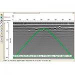 """Программа обработки георадиолокационных данных ЛОГИС """"GeoScan32"""""""
