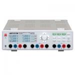 Программируемый двух- или трехканальный источник питания R&S HMP4030
