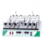 Шейкер лабораторный ЭКРОСХИМ ПЭ-6410 многоместный с нагревом