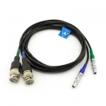 Соединительный кабель 2СР50-2Lemo00