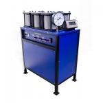 Установка для испытания образцов бетона на водонепроницаемость УВБ-МГ4, УВБ-МГ4.01