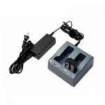 Устройство зарядное на две батареи для Trimble TCU/S3/S6/S8